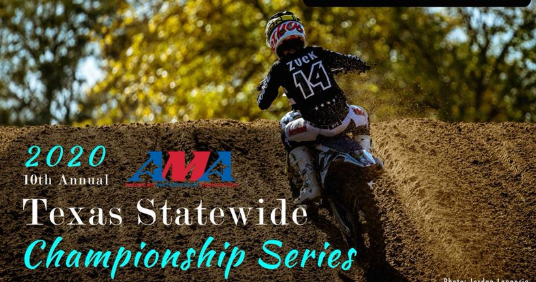 2020 Rnd 3 AMA D41 Texas Statewide Championship Series 7 10th annual AMA series On The Lake Living
