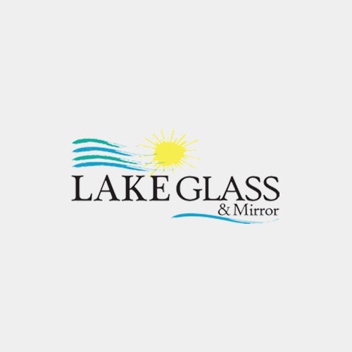 LAKE GLASS AND MIRROR