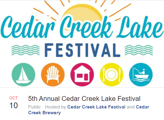 Cedar Creek Lake Festival 7 Cedar Creek Lake Festival On The Lake Living