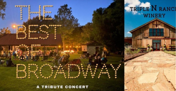 The Best of Broadway at Triple N Ranch Winery 7 triple n 1 On The Lake Living