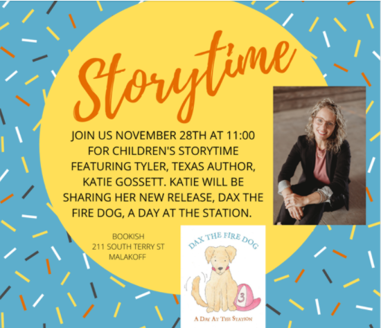 Children's Story Time at Bookish 7 bookish storytime nov 28 On The Lake Living
