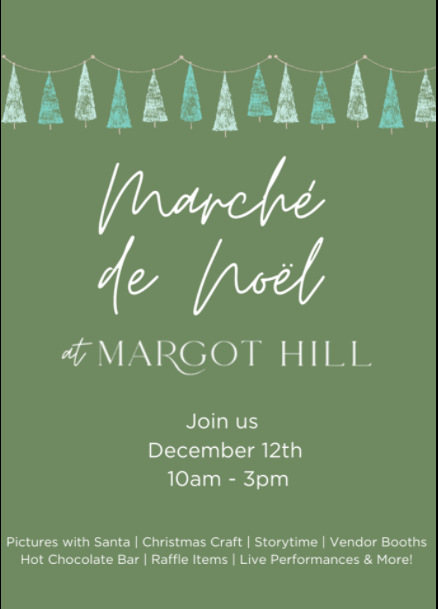 Marche de Noel at Margot Hill 7 Marche de noel On The Lake Living