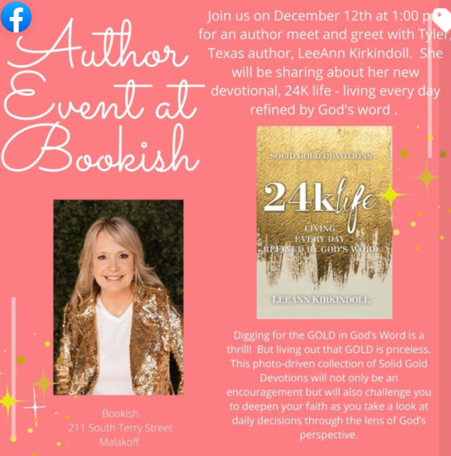 Author Event at Bookish with Leeann Kirkindoll 9 author event 1 On The Lake Living